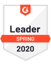 G2 leader mobile event apps Spring 2020