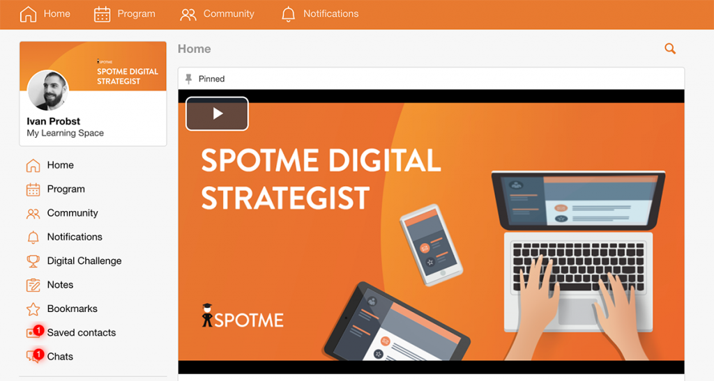 Digital strategist certification platform