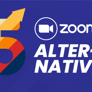 5 Zoom Webinar Alternatives for Virtual Events