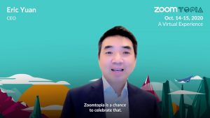 How to create virtual event invitations, Zoomtopia virtual event idea