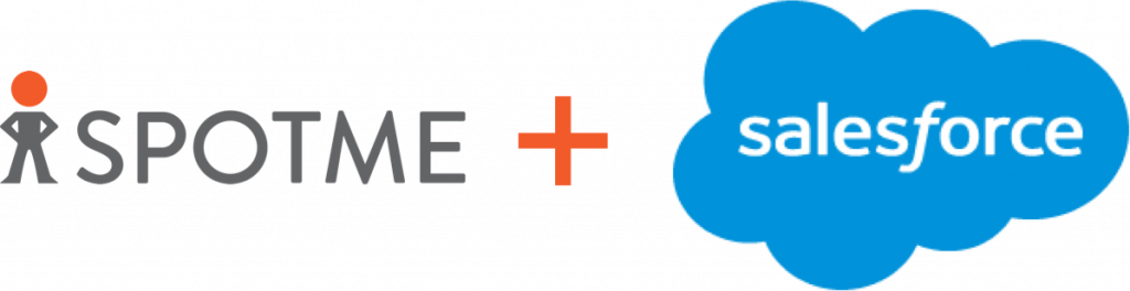 Connect SpotMe to Salesforce via Zapier