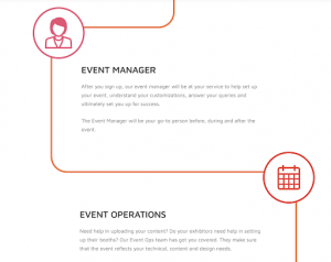 vfairs event managers