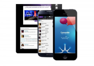Evenium ConnexMe app