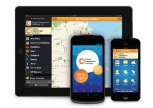 Cvent Crowdcompass, mobile event app