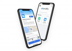 Attendify event app