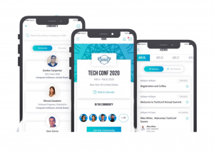 Bizzabo, best mobile event app