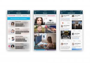 EventBase, event management app