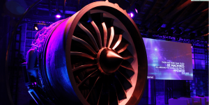 GE's Minds + Machines, event marketing example