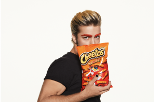 Cheetos Fashion Week, event marketing example