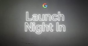 Google virtual launch event