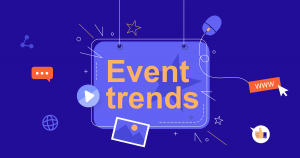 the top event trends in 2021