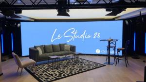 Châteauform event production studio