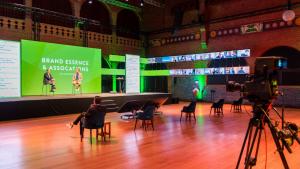 Faber audiovisuals hybrid events studio