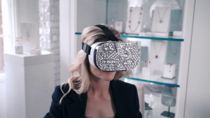 VR shopping experiential marketing