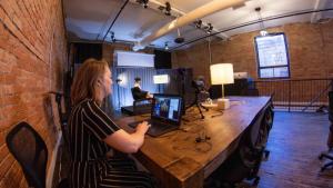 StartWell Hybrid event studio Toronto